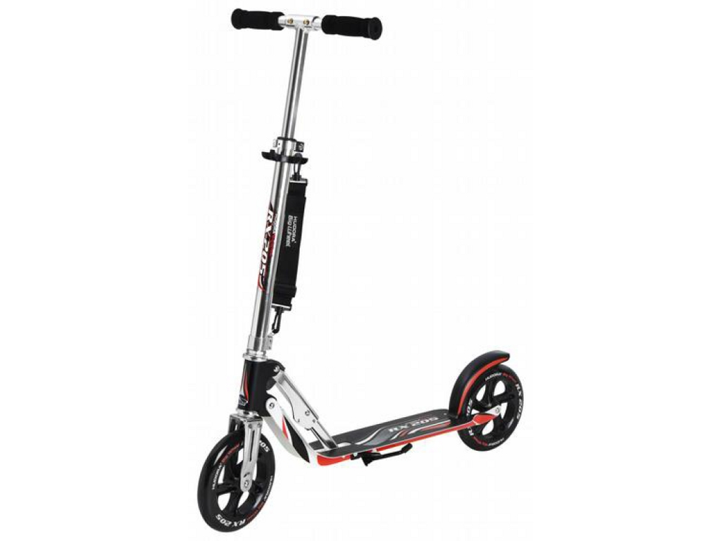 hudora big wheel 205 gs gc rx scooter roller aluroller statt 89 90 ebay. Black Bedroom Furniture Sets. Home Design Ideas