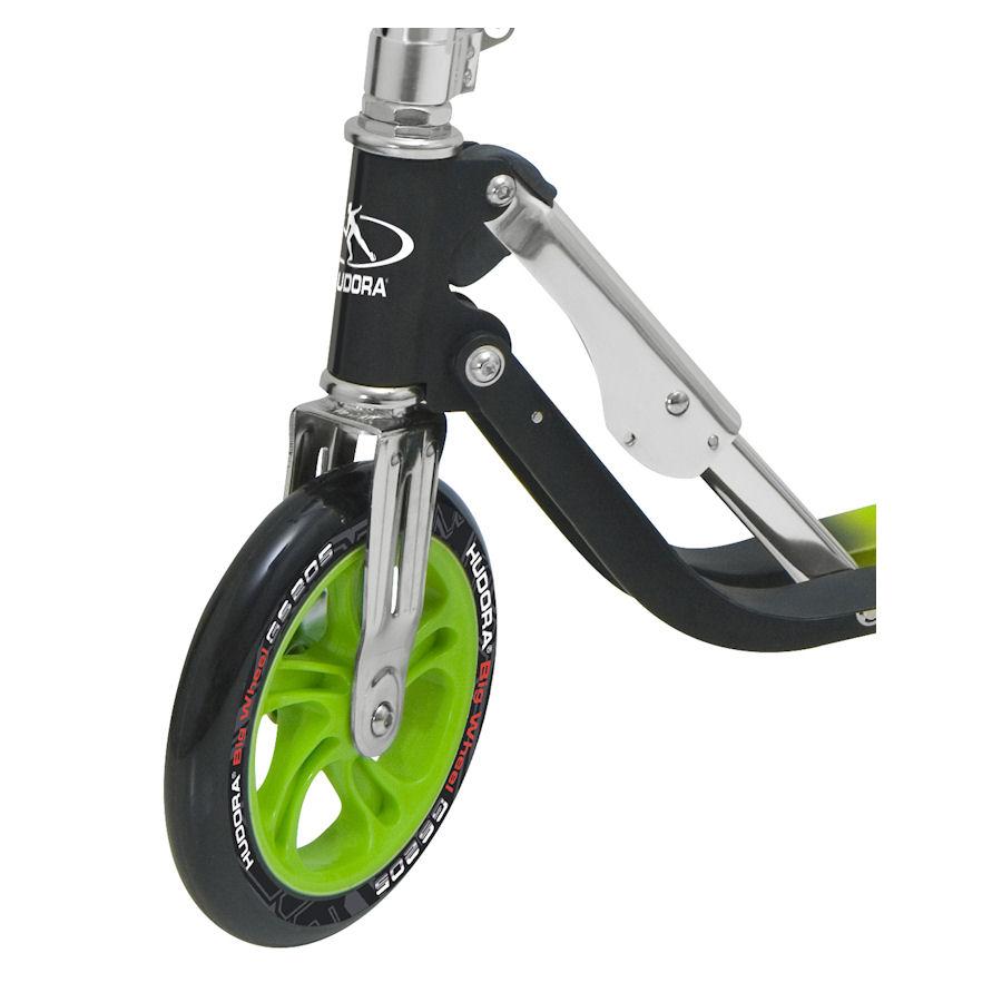 hudora big wheel 205 gs gc rx scooter roller aluroller statt 89 90. Black Bedroom Furniture Sets. Home Design Ideas